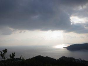 しまなみ弓削島久司山展望景色2