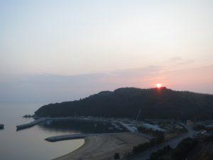 しまなみ弓削島インランド朝日