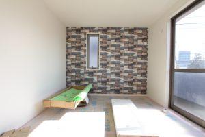 コスモフリー寝室