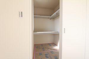 コスモフリー寝室収納
