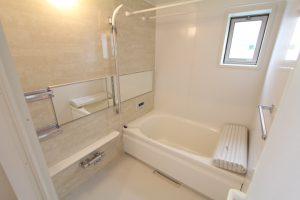 フラワー浴室