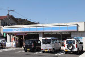 南江戸ローソンサクラメント通り店