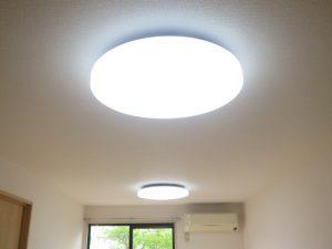 コスモクリアD105のLED照明