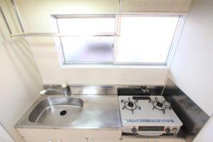 コスモクリアB105のキッチン