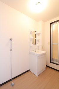 コスモクリアA103の洗面所