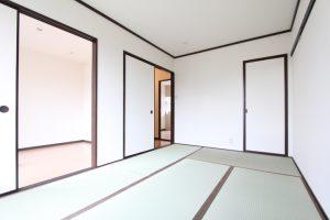 コスモクリアA103の和室