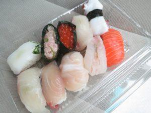 海鮮エヒメの寿司
