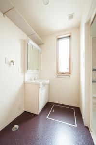 コスモガーデン フラワーのCF洗面所