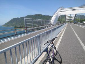 しまなみの大三島橋