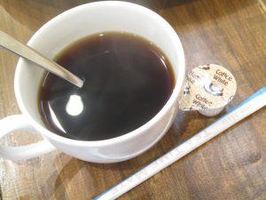 自然のアフターコーヒー