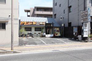 永木町周辺のうどん屋