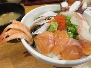 KOHKOHの海鮮とろろ丼
