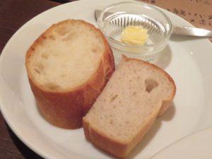 kadoyaのコースのパン