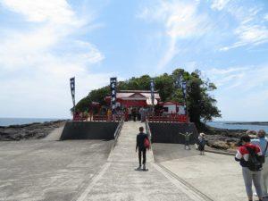 鹿児島の釜蓋神社