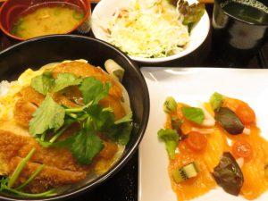 おひさま食堂の媛ポーク丼
