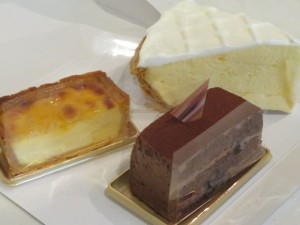 GIVのケーキ