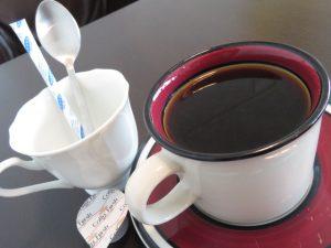 オデオンのアフターコーヒー