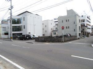 大協の駐車場