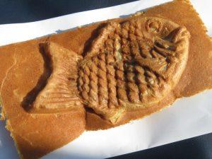 グルメ&スイーツ博のたい焼き