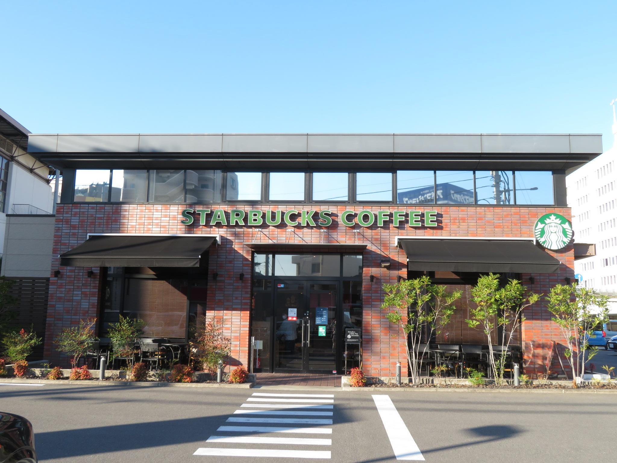画像:スターバックスコーヒー 松山湊町店