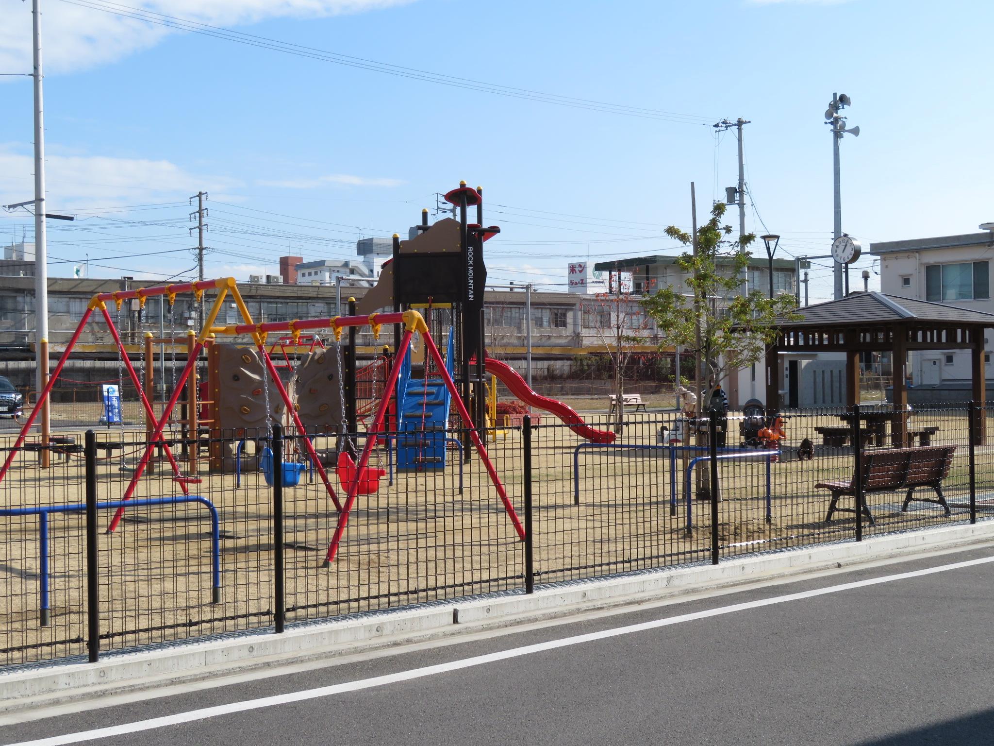 画像:南江戸本村公園