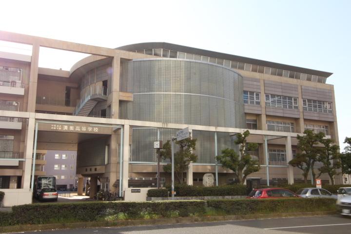 画像:済美高等学校