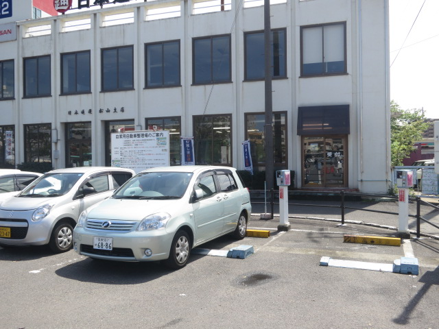 画像:JR松山駅