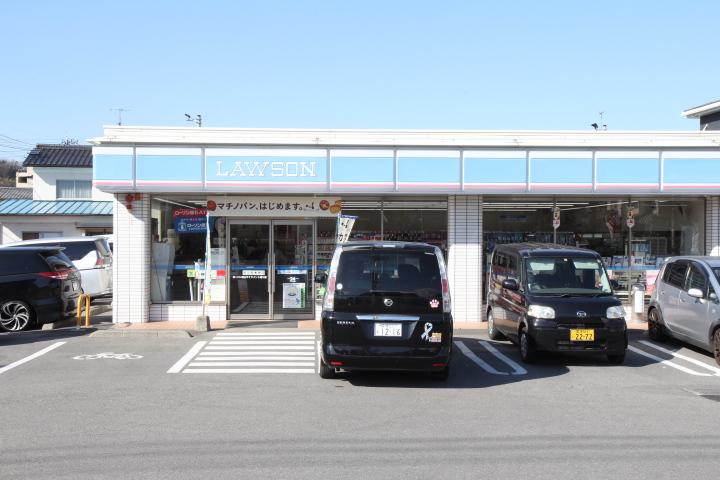 画像:ローソン 松山サクラメント通り店