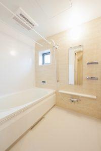 コスモフリーⅠの浴室