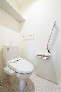 コスモフリーⅠのトイレ