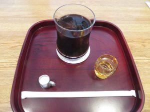 エブリワンのアイスコーヒー
