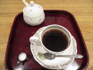 エブリワンのホットコーヒー