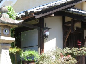 内子町並ガイドの床屋