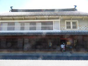内子町並ガイドの上芳我邸の外観
