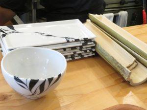 まともやの和将窯の食器