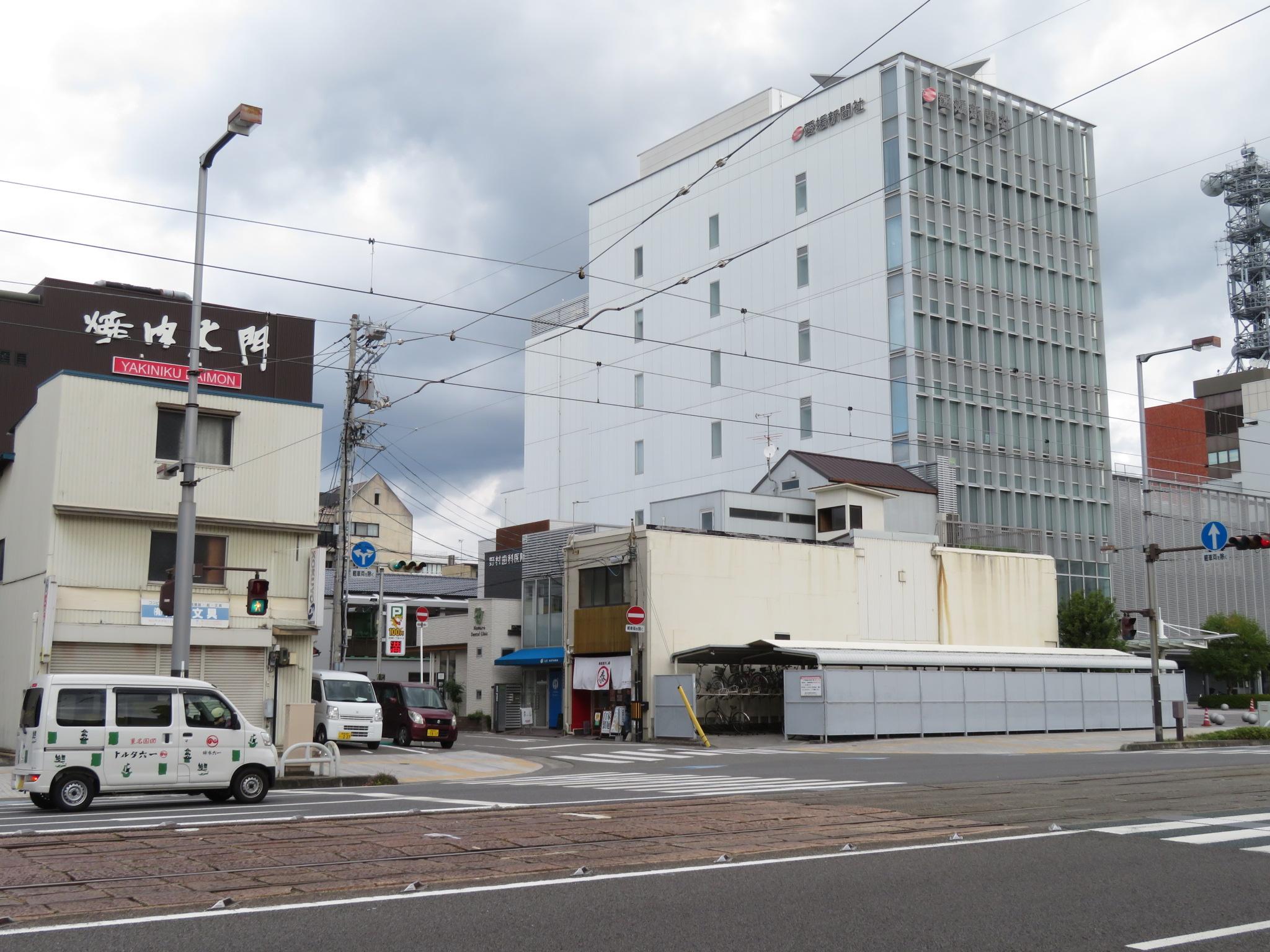 画像:萱町商店街