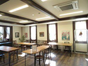 相原バラ園の教室