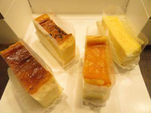 ストーリーオブチーズケーキのチーズケーキ