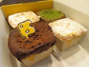 松山チーズケーキラボのケーキ