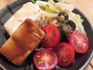 蕎味津々のクリームチーズの味噌漬け