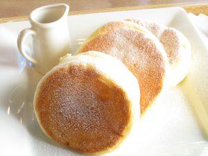 Tamayaのプレーンパンケーキ