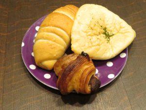 ユノマチベーカリーのパン