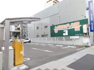 門田の提携駐車場南口