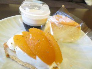 ガナエ洋菓子舗のケーキ