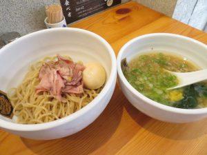 麺魚の味玉真鯛つけ麺